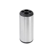 Lixeira Porta Copos Aço Inox 31L Tramontina