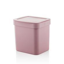 Lixeira Trium 2,5 Litros Rosa Quartz OU
