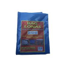 Lona Plástica Azul 2x10 Brasil Bag