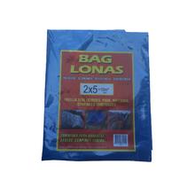 Lona Plástica Azul 2x5 Brasil Bag