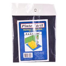 Lona Plástica Pinte Fácil 4X3 Plasitap