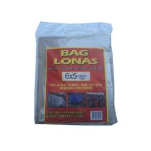 Lona Plástica Transparente Canela 6x5 Brasil Bag