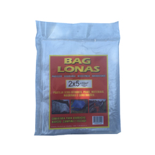 Lona Plástica Transparente Cristal 2x5 Brasil Bag