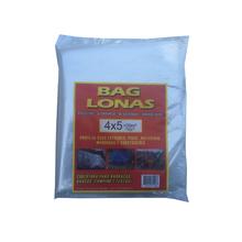 Lona Plástica Transparente Cristal 4x5 Brasil Bag