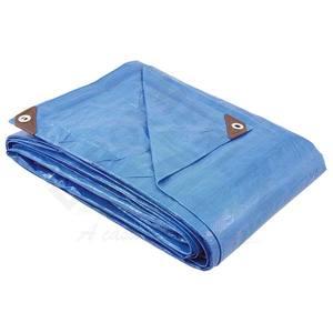 Lona Polietileno Azul 4X3m Vonder