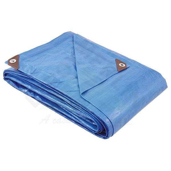 lona de polietileno azul 4x4m vonder leroy merlin