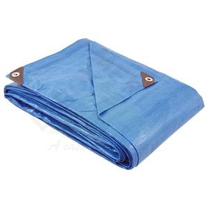 Lona Polietileno Azul 5X4m Vonder