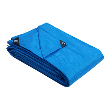 Lona Reforçada Polietileno Azul 6x4m 160 micra* Axton
