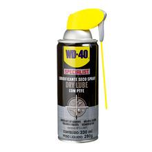 Lubrificante Dry Lube Seco com  Ptfe Wd-40