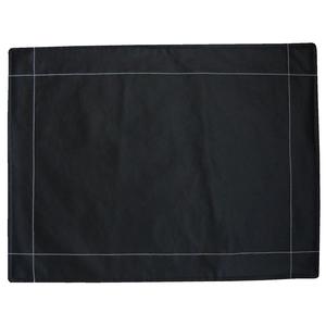 Lugar americano couro sint tico preto 34x45cm leroy merlin for Leroy merlin prato sintetico