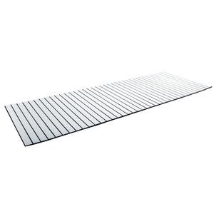 Lugar Americano Multiuso Branco 35x100cm