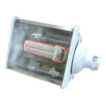 Luminária Alumínio 15,2x19,2cm Retangular Branca Levilux