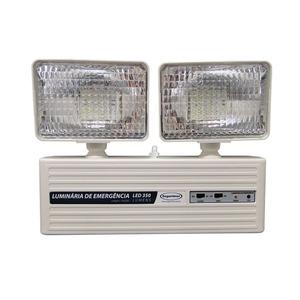Luminária de Emergencia 44Leds Bivolt Segurimax