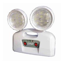Luminária de Emergência Direcionável Bivolt DNI