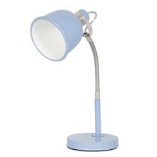 Luminária de Mesa Azul Abu Inspire