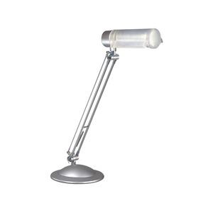 Luminária de Mesa Futura R 8x50x23cm Transparente Pp Startec