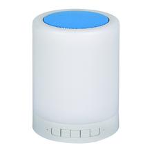 Luminária de Mesa LED Caixa de Som 3W Soundshine Bivolt Luminatti