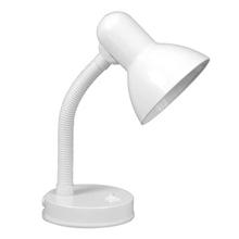Luminária de Mesa Inspire Studio B Redondo Plástico Branco Bivolt