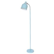 Luminária de Piso e Chão Inspire Abu Alumínio E27 Azul