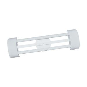 Luminária de Teto Embutir LED Tualux Barcelona Retangular Metal e Plástico Branco Bivolt