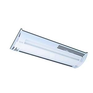 Luminária de Teto Embutir LED Tualux Madri Retangular Metal e Plástico Branco Bivolt