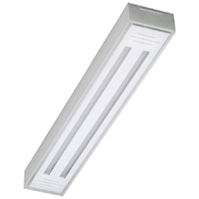Luminária de Teto Sobrepor 2X10W Luz Branca Tualux