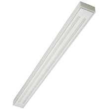 Luminária de Teto Sobrepor 3X20W Luz Branca Tualux