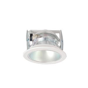 Luminária embutir EB60 Alumínio 9,5x13,5cm Branca Alloy Iluminação