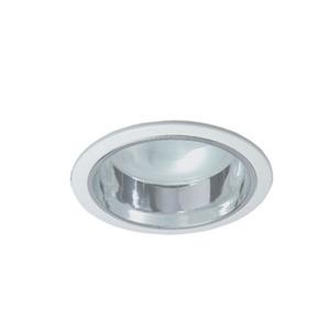 Luminária embutir KA Aço/Alumínio 14x25cm Branca Alloy Iluminação