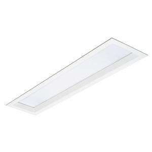 Luminária de Embutir VR0356 Retangular 2 Lâmp. T8 Bivolt Branco VR Lux