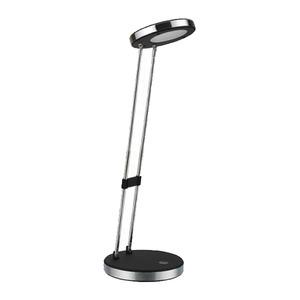 Luminária mesa Compact Termoplástico 37,5x12,6cm Preto Bronzearte
