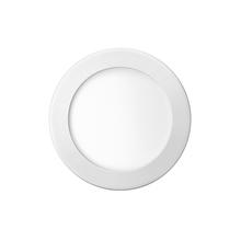 Luminária Painel LED de Embutir 12W Luz Amarela Diamante
