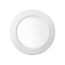 Luminária Painel LED de Embutir 18W Luz Amarela Diamante