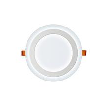 Luminária Painel LED de Embutir 18W Luz Branca e Amarela Elgin