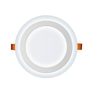 Luminária Painel LED de Embutir 24W Luz Branca e Amarela Elgin