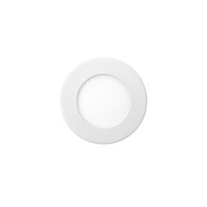 Luminária Painel LED de Embutir 6W Luz Branca Golden