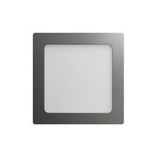 Luminária Painel LED de Embutir ou Sobrepor 12W Luz Branca Inspire