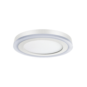 Luminária Painel LED de Sobrepor 18W Luz Branca e Amarela Elgin