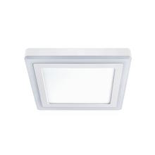 Luminária Painel LED de Sobrepor 18W Luz Branca Elgin