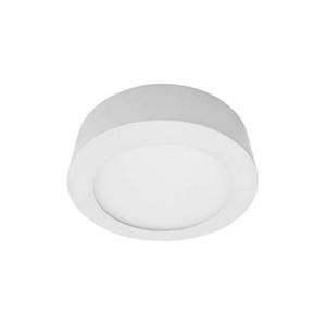 Luminária Painel LED de Sobrepor 24W Luz Amarela Avant