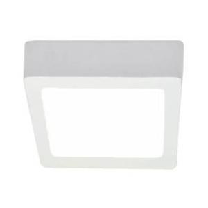 Luminária Painel LED de Sobrepor 36W Luz Amarela Avant