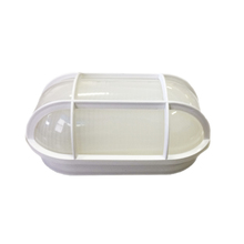 Luminária Tartaruga Franzmar Redonda Plástico Branca Bivolt