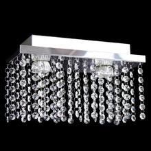 Lustre de Cristal Original Gunma para 2 Lâmpadas GU10