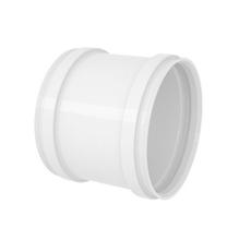 """Luva PVC Esgoto 150mm ou 6"""" Plastilit"""