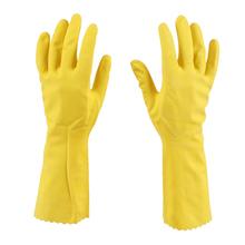 Luvas Multiuso Amarela Grande Limppano