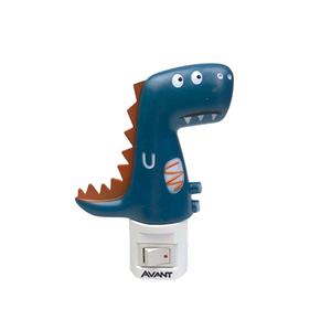 Luz Noturna LED 1W Dino Avant