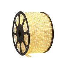 Mangueira LED Luz Amarela 10m IP 65 Uniled 127V (110V)