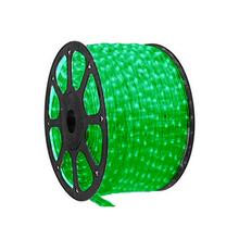 Mangueira LED Luz Verde 10m IP 65 Uniled 127V (110V)
