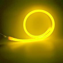 Mangueira LED Neon Luz Amarela 3m 127V (110V)