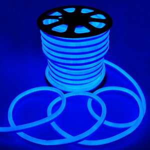 Mangueira LED Neon Luz Azul 3m 220V